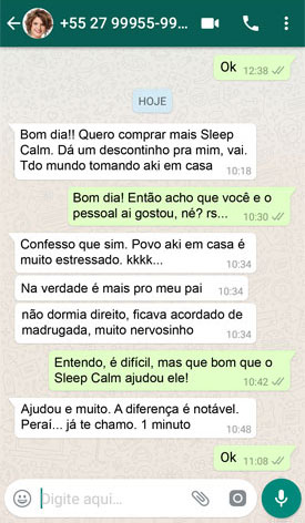 Sleep Calm - Calmante Natural - Ansiedade - Insônia - Dormir Bem