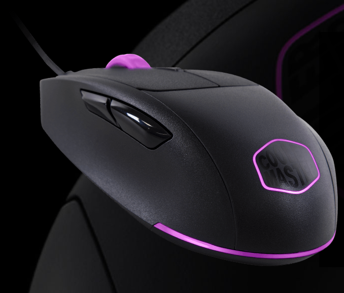 MOUSE GAMER MASTERMOUSE MM520