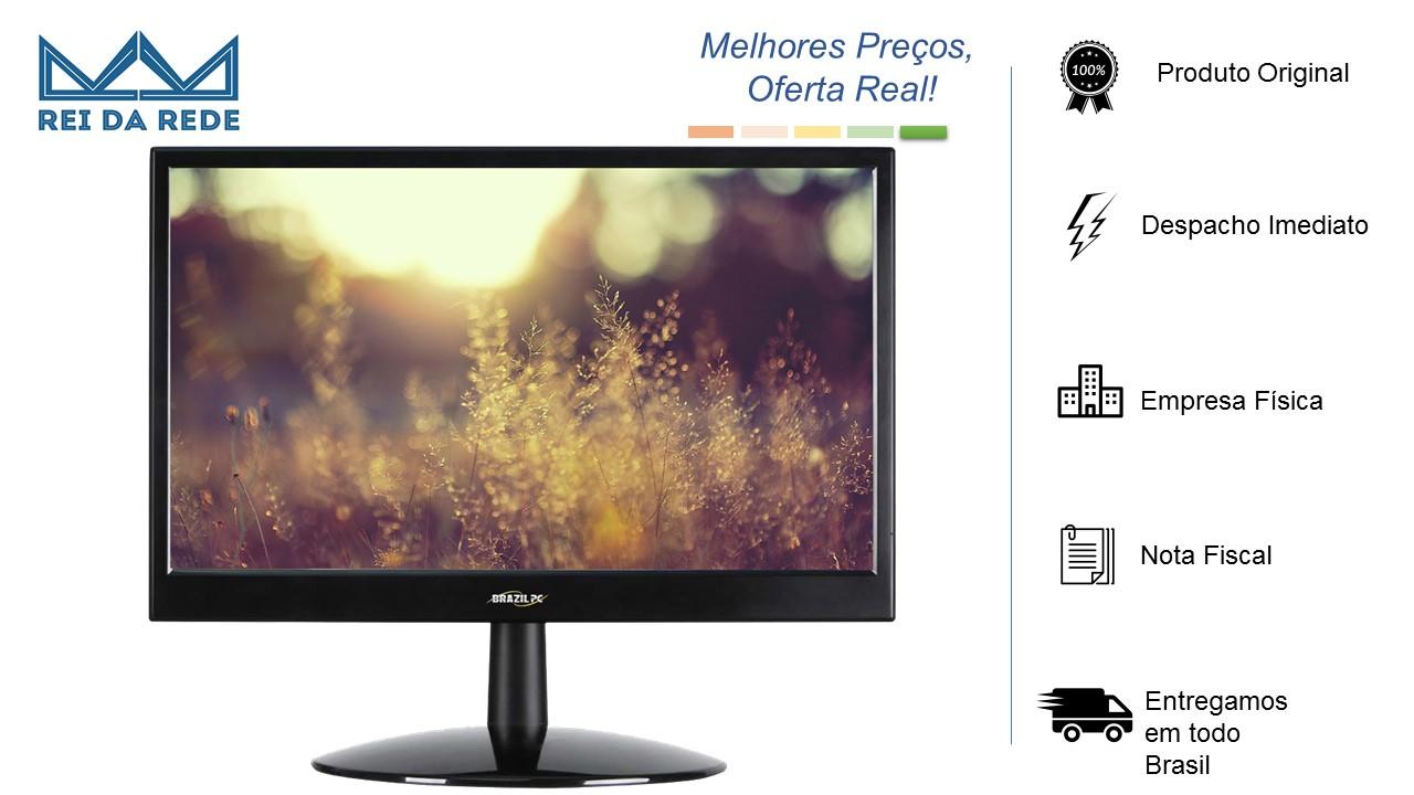 MONITOR 15.6 HDMI BPC 16BP61NXA PRETO WIDESCREEN