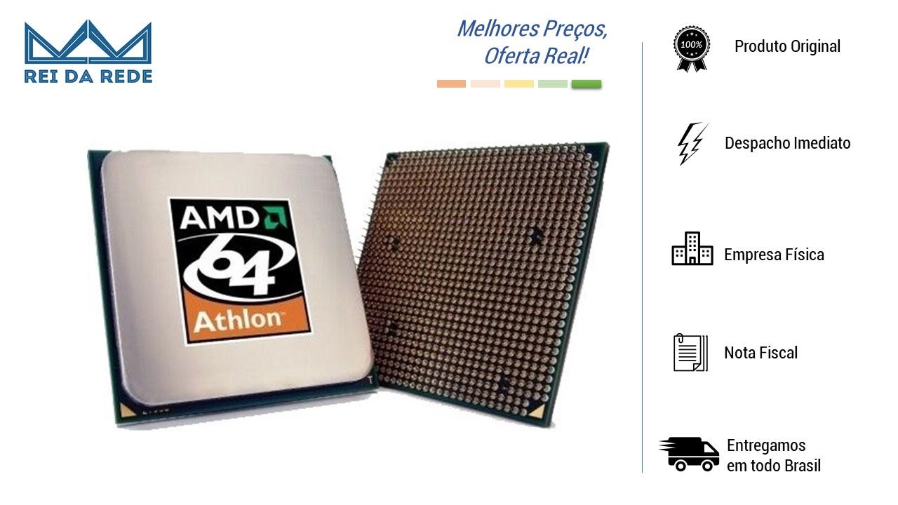PROCESSADOR AMD AM2 ATHLON 64 3800 + 2.4GHZ ADA3800IAA4CN - OEM