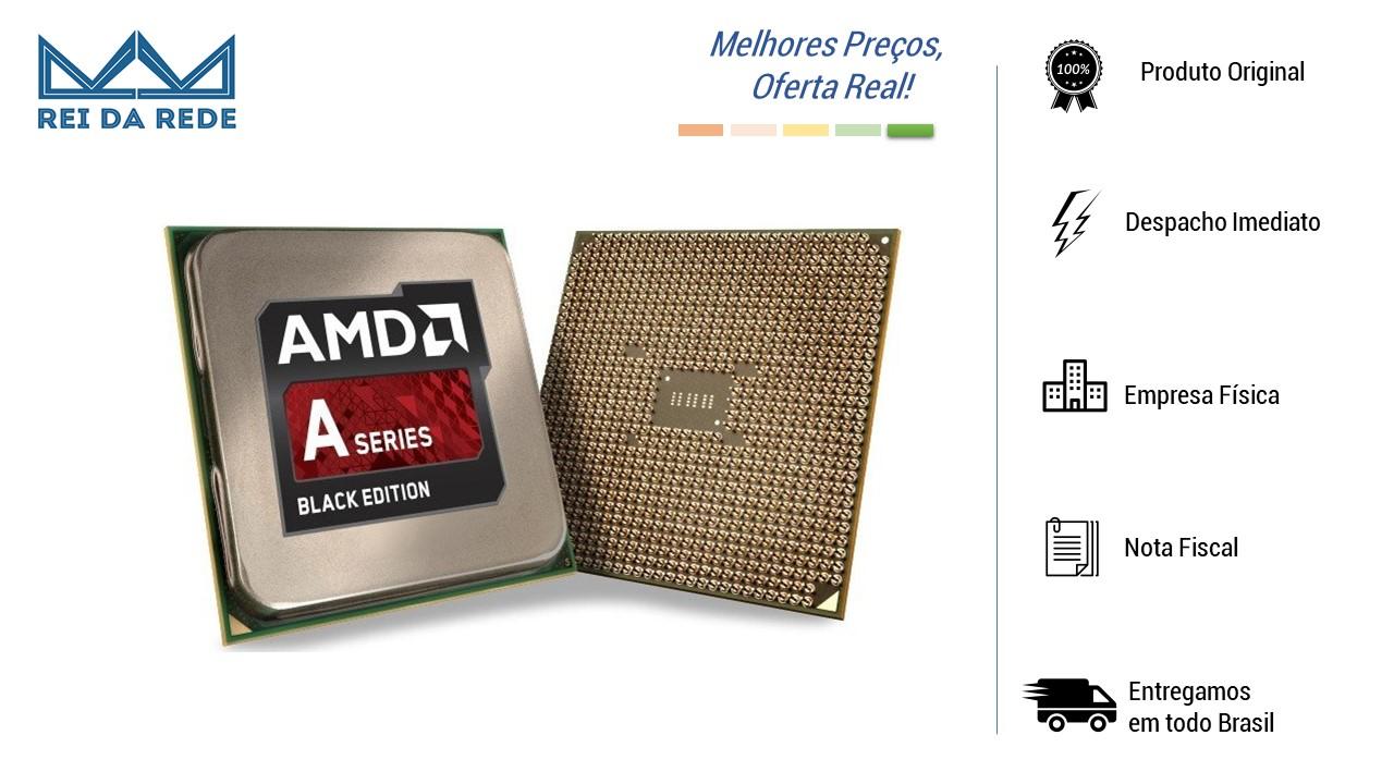PROCESSADOR AMD FM2 APU A8 8650B 3.2GHZ AD865BYBI44JC - OEM