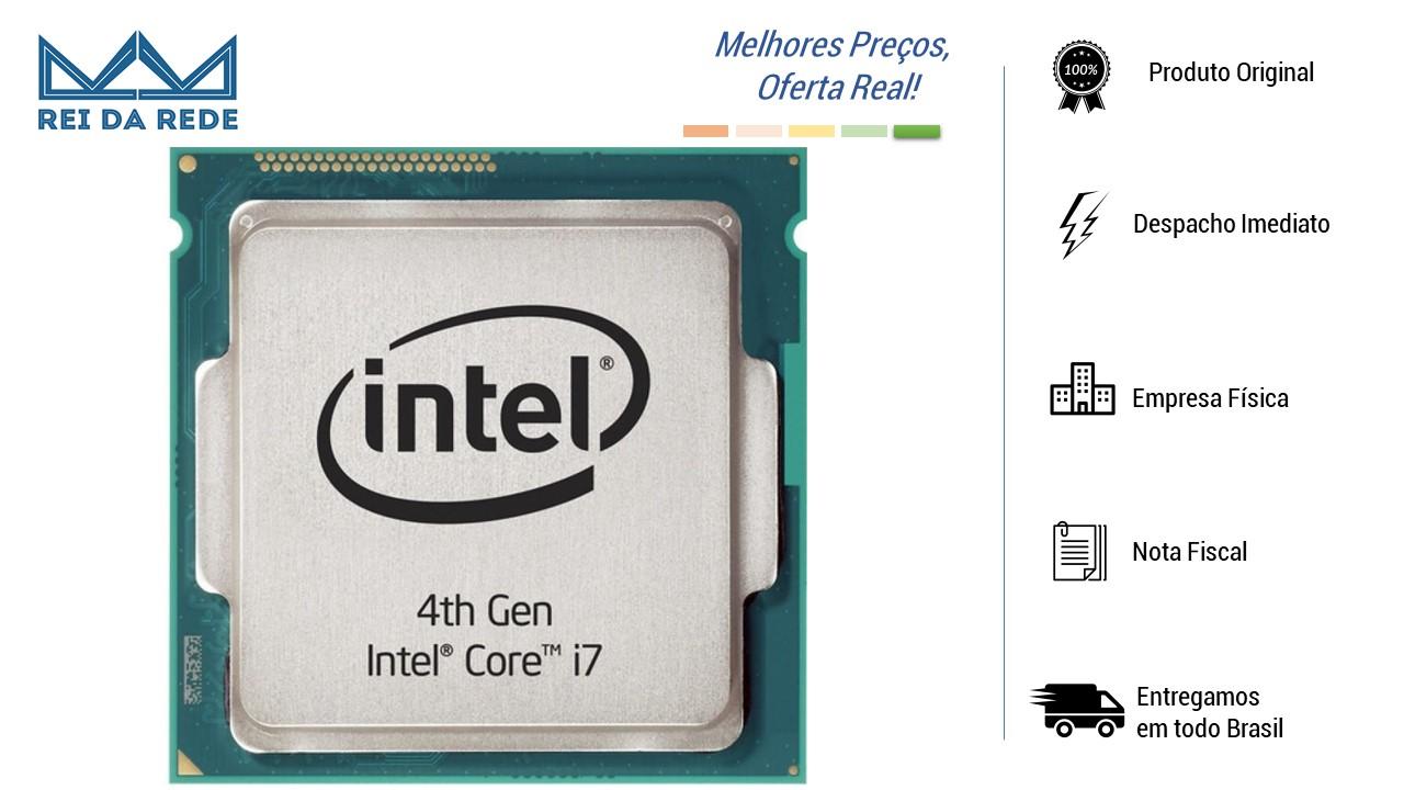 Processador INTEL 1150 CORE I7 4785t 3.20Ghz OEM