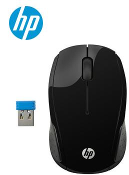 Mouse HP X200 Oman Sem Fio - Preto