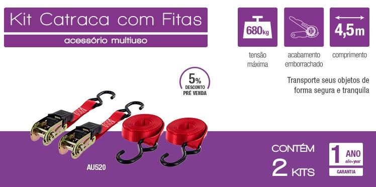 Kit Catraca com Fitas