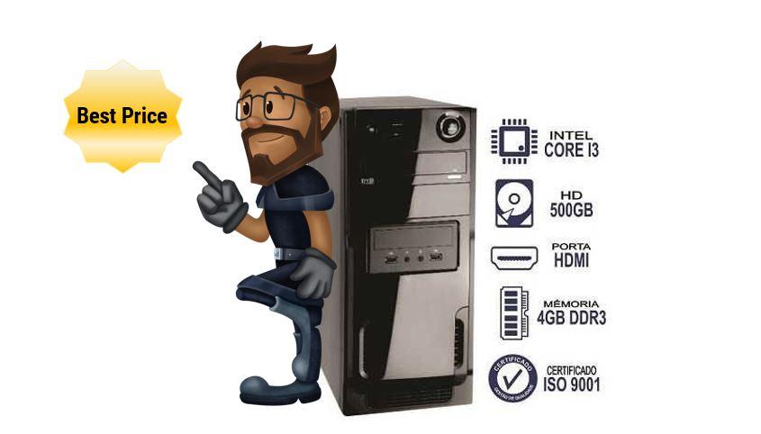 Computador RR18 Business