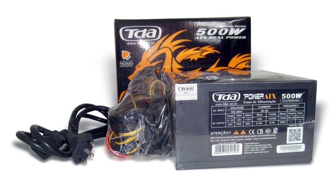 Font ATX - 500W TDA
