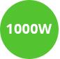 1000W - Ferro de Passar Roupa Multilaser