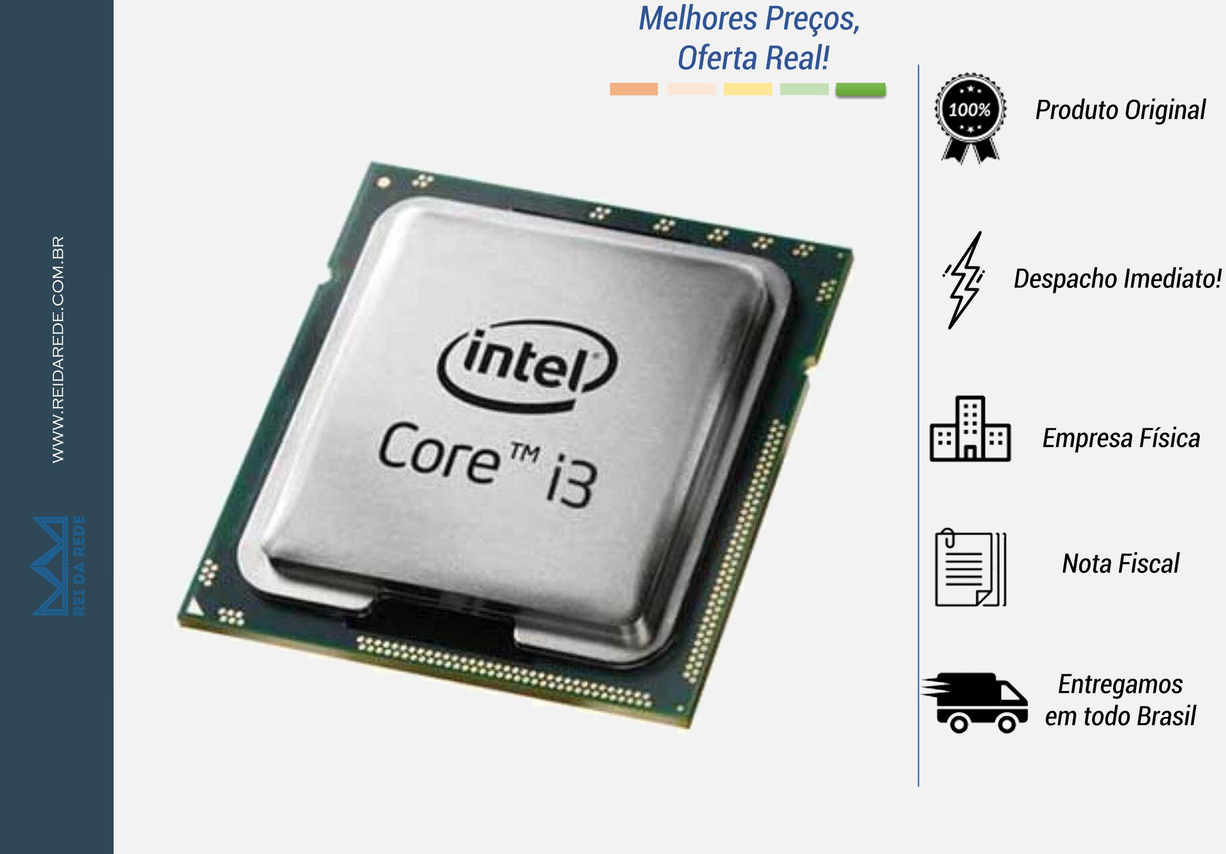 Processador INTEL 1150 CORE I3 4170 3.7Ghz OEM