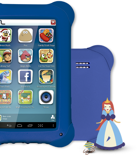Tablet KID PAD