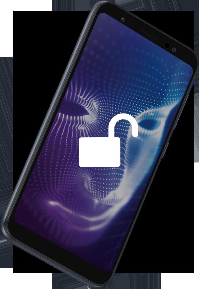 Reconhecimento Facial Reconhecimento Facial O Zenfone Live (L1) traz maior segurança e facilidade das suas informações. Com o reconhecimento facial, você não precisa ficar digitando toda vez sua senha, basta olhar para a câmera e o aparelho saberá se é uma pessoa autorizada ou não. Rápido, fácil e prático!
