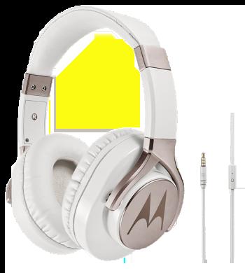 Atenda chamadas com estilo O microfone embutido de alta qualidade capta o seu áudio com grande fidelidade e reproduz sem distorções.