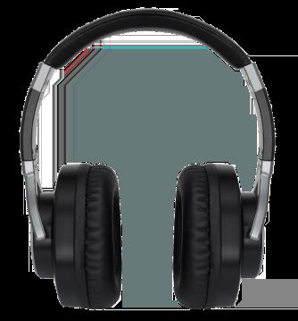Ruídos ficam do lado de fora Garanta isolamento definitivo de sons externos indesejados com o protetor de ouvidos macio e giratório do Motorola Pulse Max.