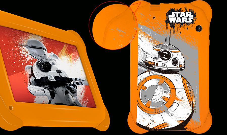Tablet Infantil Star Wars