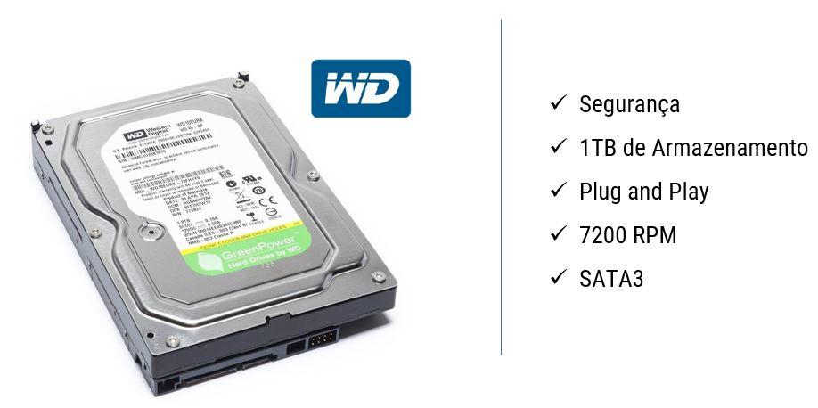 HD WD 1TB