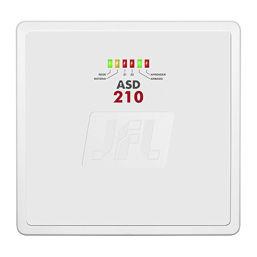Central de alarme monitorado ASD-210 JFL