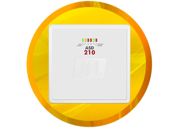 Central de alarme convencional ASD 210 JFL