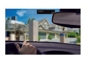 Acessar a garagem agora ficou muito mais prático e seguro com a Etiqueta de Acionamento Veicular RFID 900MHz Intelbras TH 3010