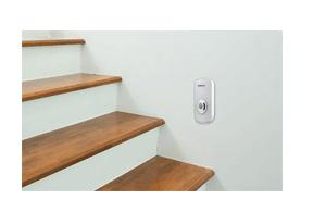 Acionamento inteligente com a Luminária LED com Sensor de Presença Intelbras ESI 5001