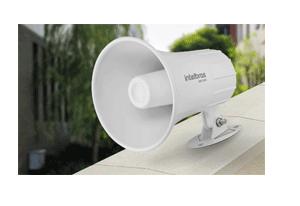 Aparência sempre nova com a Sirene Intelbras com Fio SIR 3000 9 a 15 VDC/120 dB