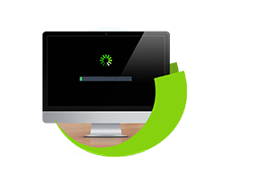Atualização de firmwares, pela internet, direto pela interface do equipamento com o DVR Giga Security Orion Full HD 4 canais GS0180 Multi HD 1080p