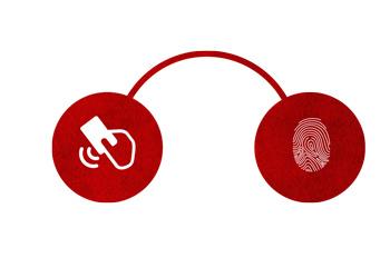 Duas opções de acesso da iDBlock da Control ID