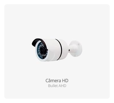 Câmeras ZKS Bullet AHD