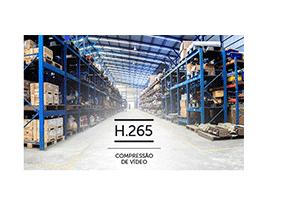 Tenha mais espaço na rede da Câmera Intelbras Full HD VHD 1420 B HDCVI 4MP IR 20m