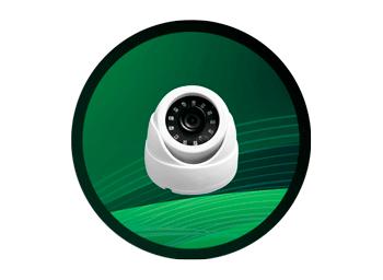 Câmera IP Intelbras HD VIP 1020 D
