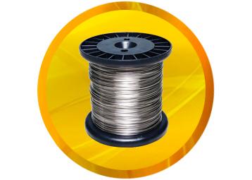 Carretel de fio de aço Inox 0,45mm