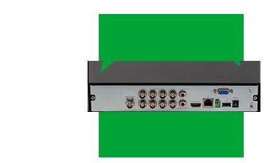 Compatibilidade com redes Wi-Fi e Multi-box da MHDX 3108 Intelbras