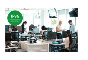 Compatível com IPv6 Switch Gerenciável Intelbras SG 1002 MR L2+ 8 Portas Giga + 2 Portas Mini-Gbic