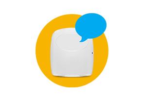 Comunicação Flexível com a Central de Alarme JFL Monitorável Active 20 GPRS Modular 20 Zonas)