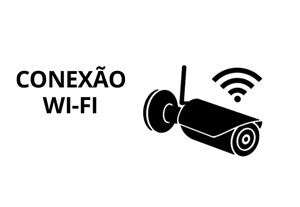 Conexão Wi-Fi com a Câmera Intelbras IP Wi-Fi HD VIP 3230 W 1080p