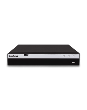 DVR Intelbras Full HD MHDX 3104 4 Canais 1080p