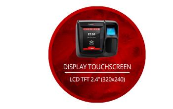 Display touchscreen da iDFlex