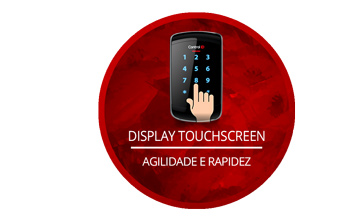 Display touchscreen da iDTouch