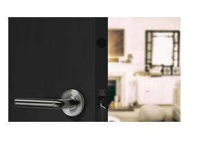 Disponível nas cores branco e preto com o Sensor de Abertura Intelbras Com Fio XAS de Embutir Black (5 Peças)