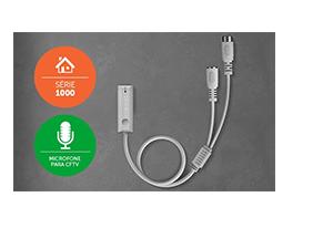 Experiência completa no CFTV: áudio e Vídeo com o Microfone para CFTV Intelbras MIC 1050