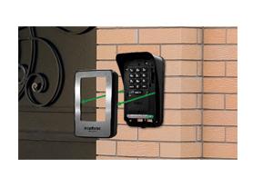 Fácil instalação com o Terminal Dedicado Porteiro Intelbras XPE 1013 Plus ID