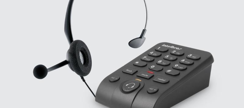 Feito para uso com headset