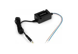 Flexibilidade de instalação com a Fonte de Alimentação Intelbras sem plugue de tomada EF 1201+ 12V 1A
