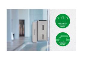 Flexibilidade na instalação com a Fechadura Solenoide Intelbras FS 3010 A Fail Safe para Vidro x Alvenaria
