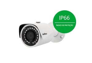 Grau de proteção IP66 da Câmera IP Intelbras HD VIP S3020 G2 720p IR 20m