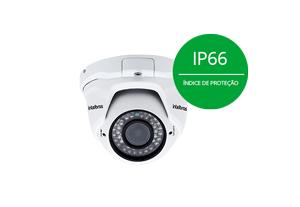 IP66 da Câmera Intelbras IP HD VIP 1130 D VF G2 720P