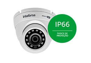 IP66 da VHD 3220 D G4 Intelbras