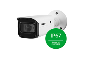 IP66 da VIP 3260 Z Intelbras