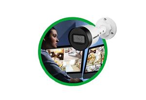 Inteligência de vídeo da VIP 3430 B Intelbras