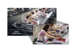 Lente varifocal que se ajusta à necessidade de cada projeto com a Câmera Intelbras Varifocal HD VHD 3140 VF G5 Multi HD 720p IR 40m
