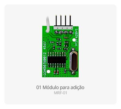 Módulo Ethernet MRF-01 JFL