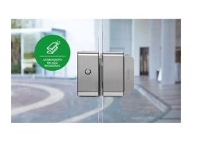 Maior qualidade e durabilidade com a Fechadura Solenoide Intelbras FS 3010 V Fail Safe para Vidro x Vidro